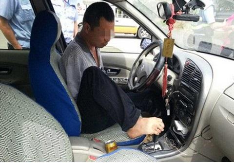 Thi sát hạch lái xe đối với người khuyết tật