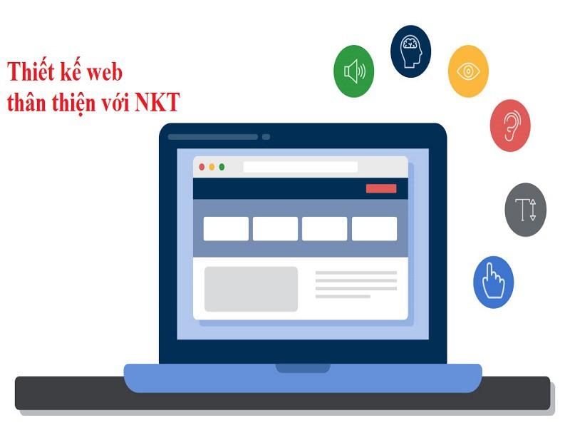 web thân thiện NKT
